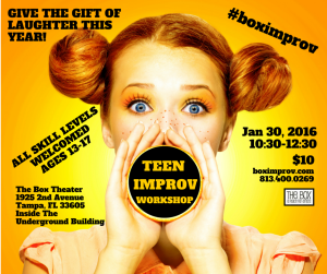 TEEN IMPROVWORKSHOP (1)