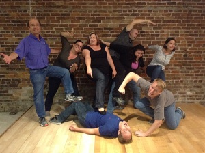 The newest improv team at The Box Theater
