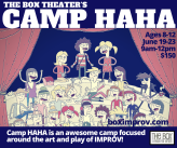 Copy of IMPROV CAMP FOR