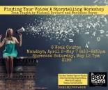 Finding Your Voice_ A Storytelling Workshop 2018 (1)