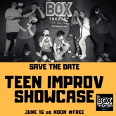 Teen ImprovShowcase