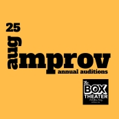 Improv Auditions (3)