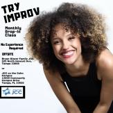 Sept 25 JCC Try Improv