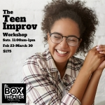 Teen Improv Workshop (2)