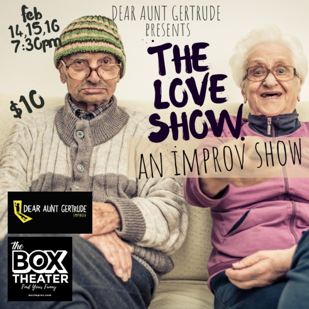 theboxtheater – Be a creative giant  Tackle Your fears