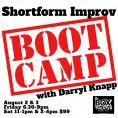 Short form Improv Bootcamp (1)