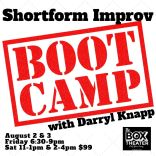 Short form Improv Bootcamp (1)